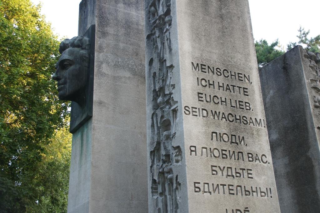 monument bürgerpark pankow roberta caldas