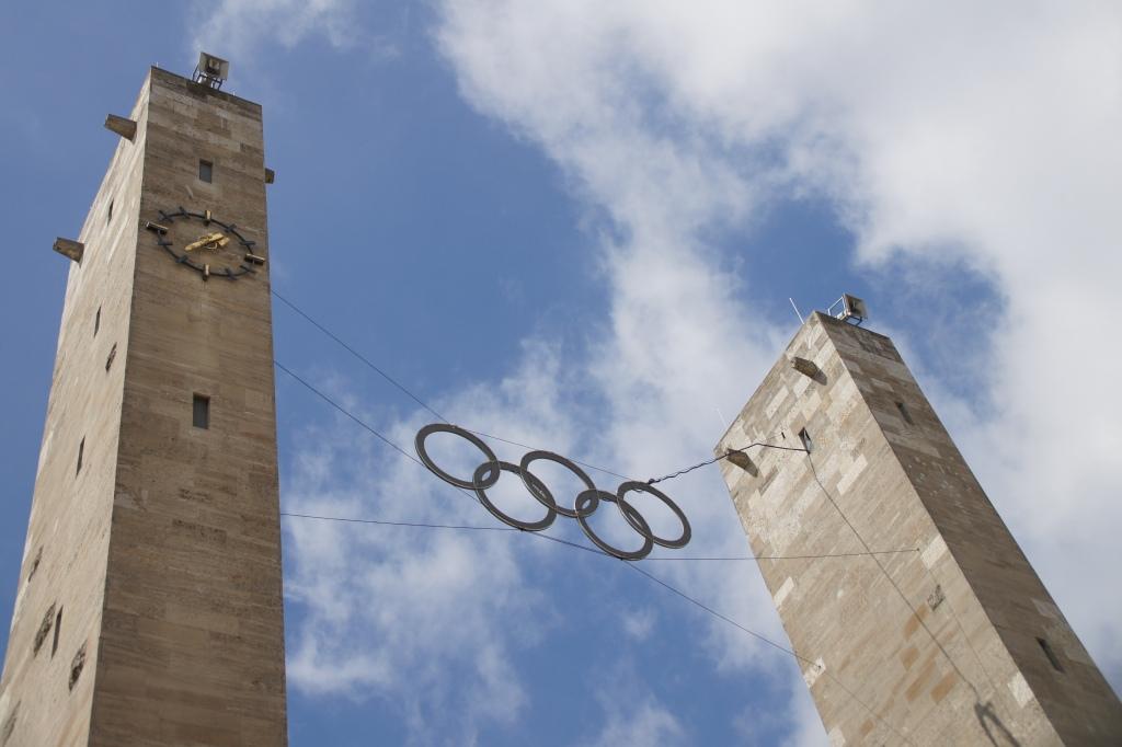olympiastadion berlin roberta caldas