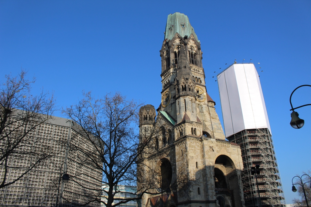 roberta caldas Kaiser Wilhelm Memorial Church