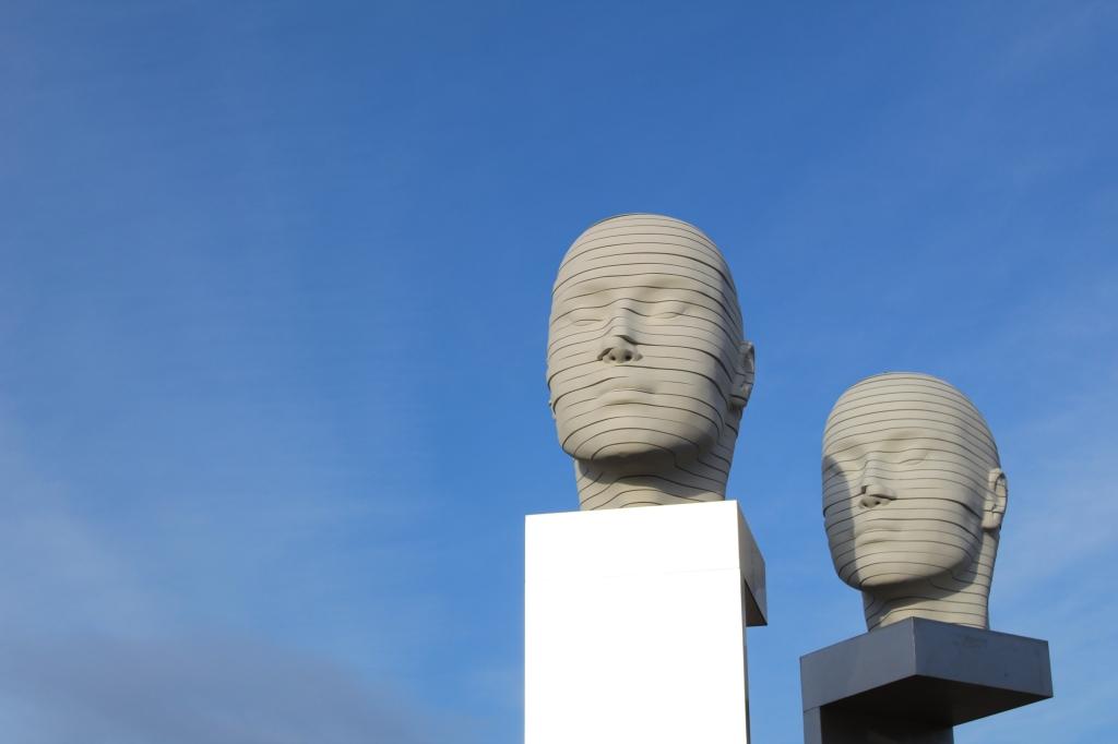 sculpture roberta caldas